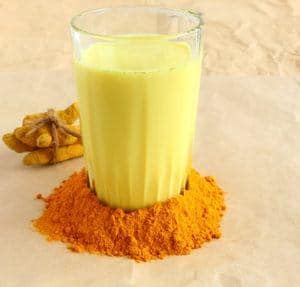 Kurkuma Latte Goldene Milch Curcuma Rezepte