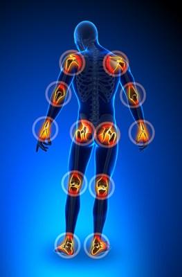 Schmerzen Gelenke Entzündungen