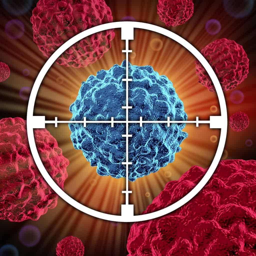 Cáncer células cancerígenas tratamiento contra el cáncer combatir matar
